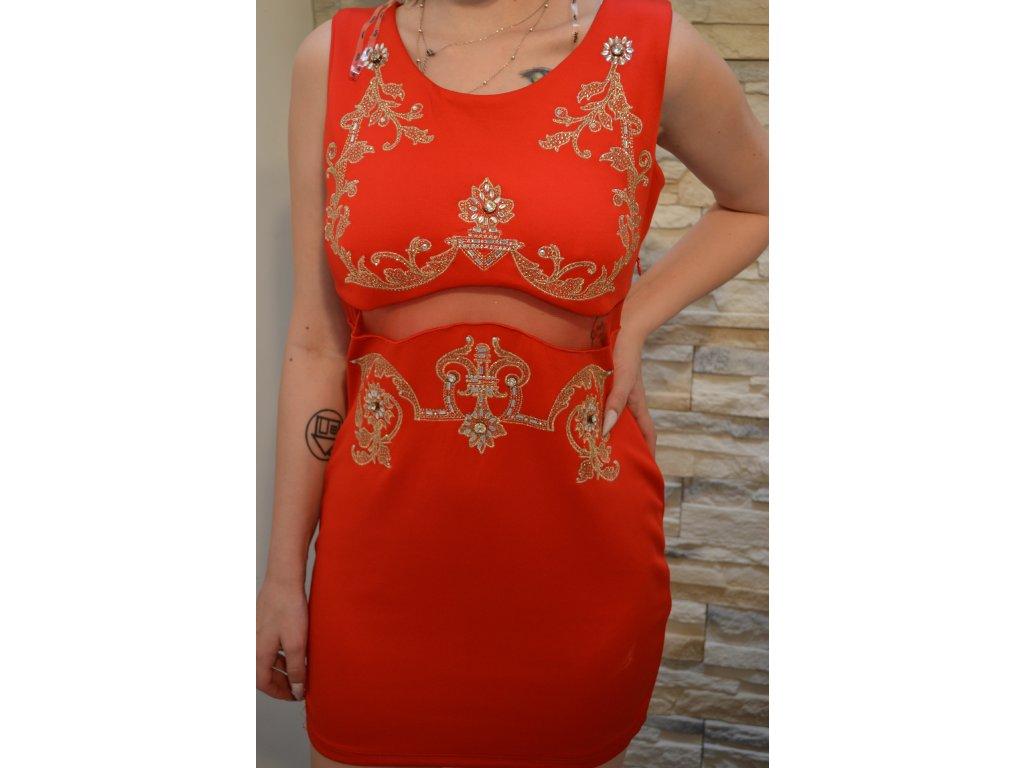Dámské šaty TATU 5450