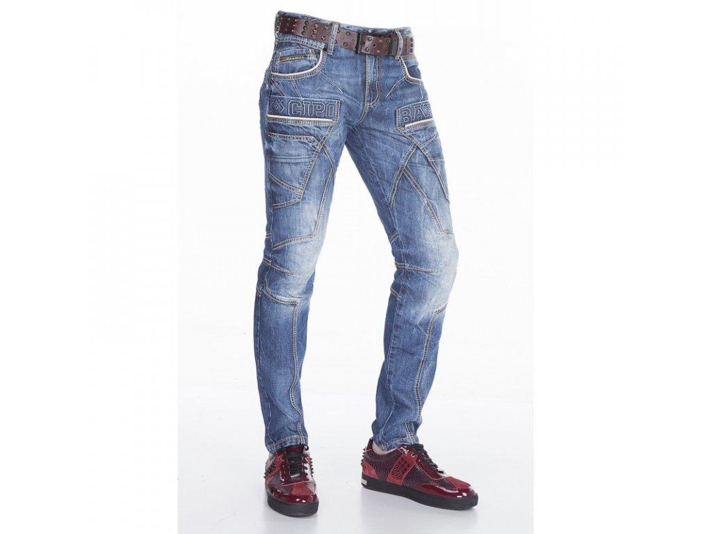Pánské jeans CIPO & BAXX CD 391