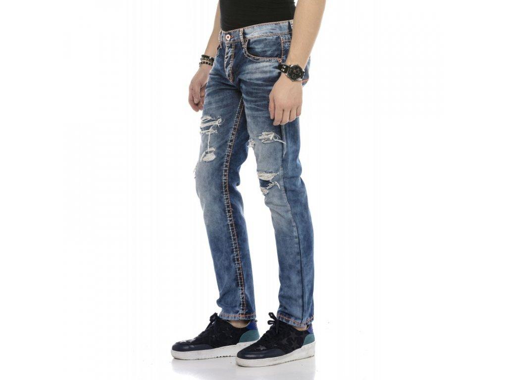 Pánské jeans CIPO & BAXX CD 604