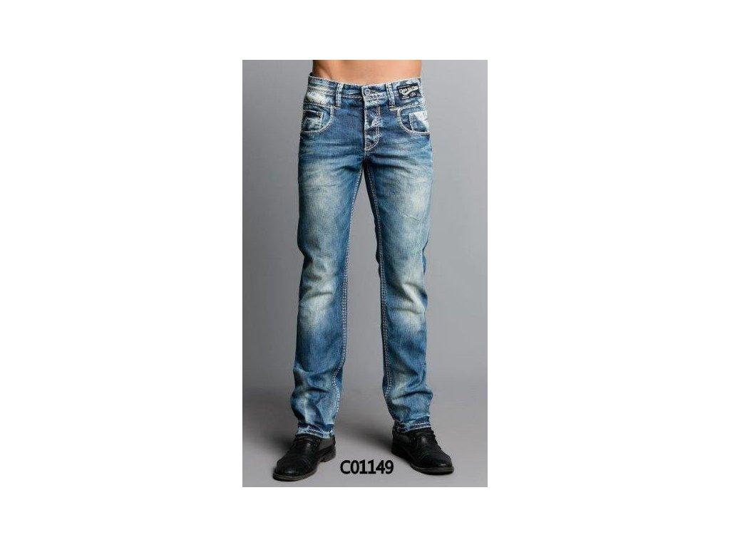 Pánské jeans CIPO & BAXX C-1149