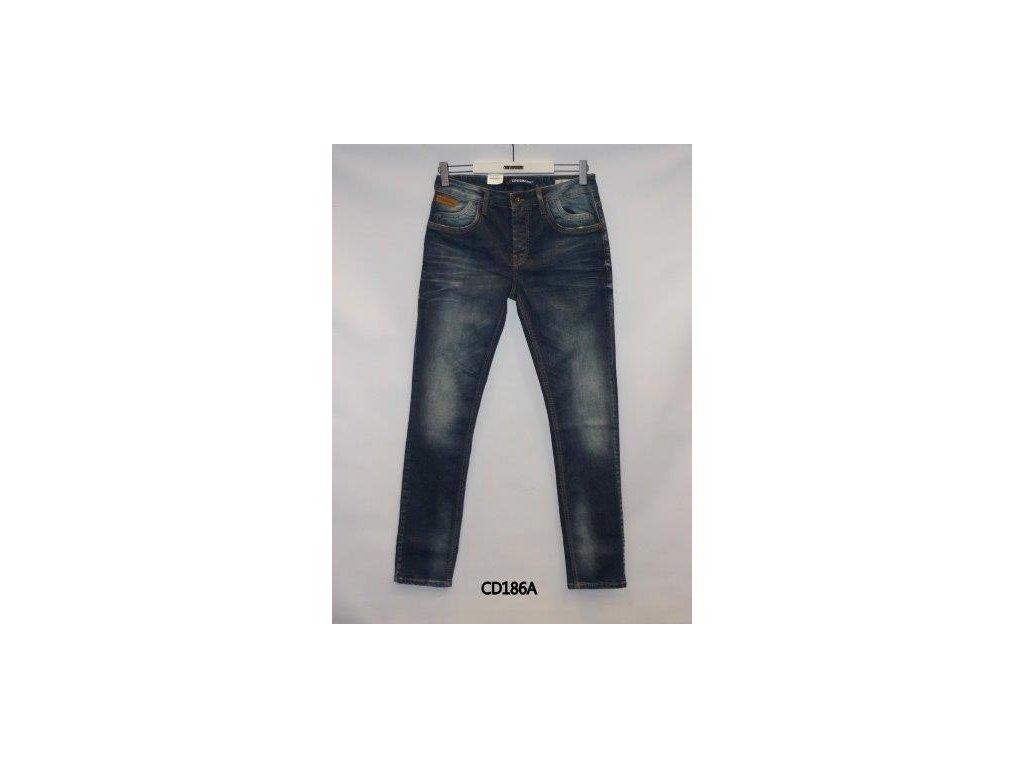 Pánské jeans CIPO & BAXX CD 186A
