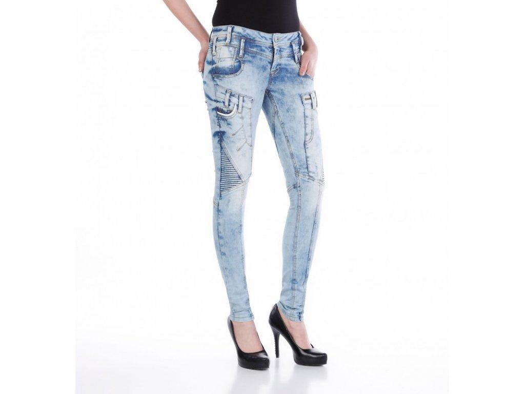 Dámské jeans CIPO & BAXX WD 216