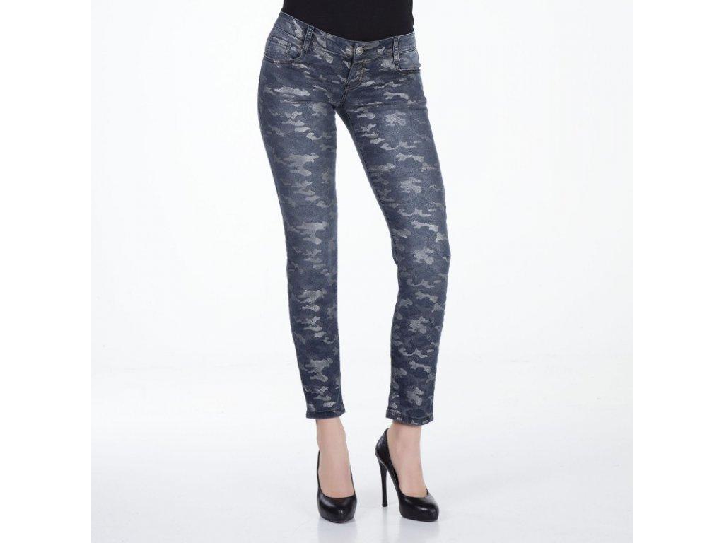 Dámské jeans CIPO & BAXX WD 270