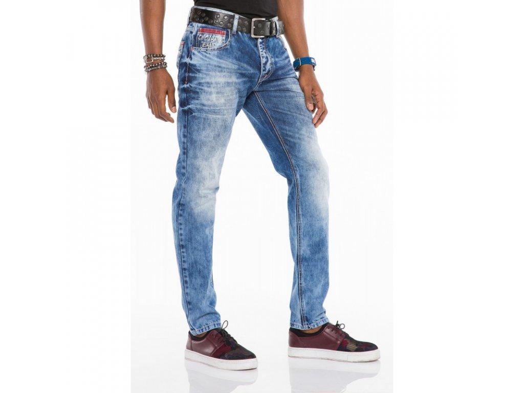 Pánské jeans CIPO & BAXX CD 520