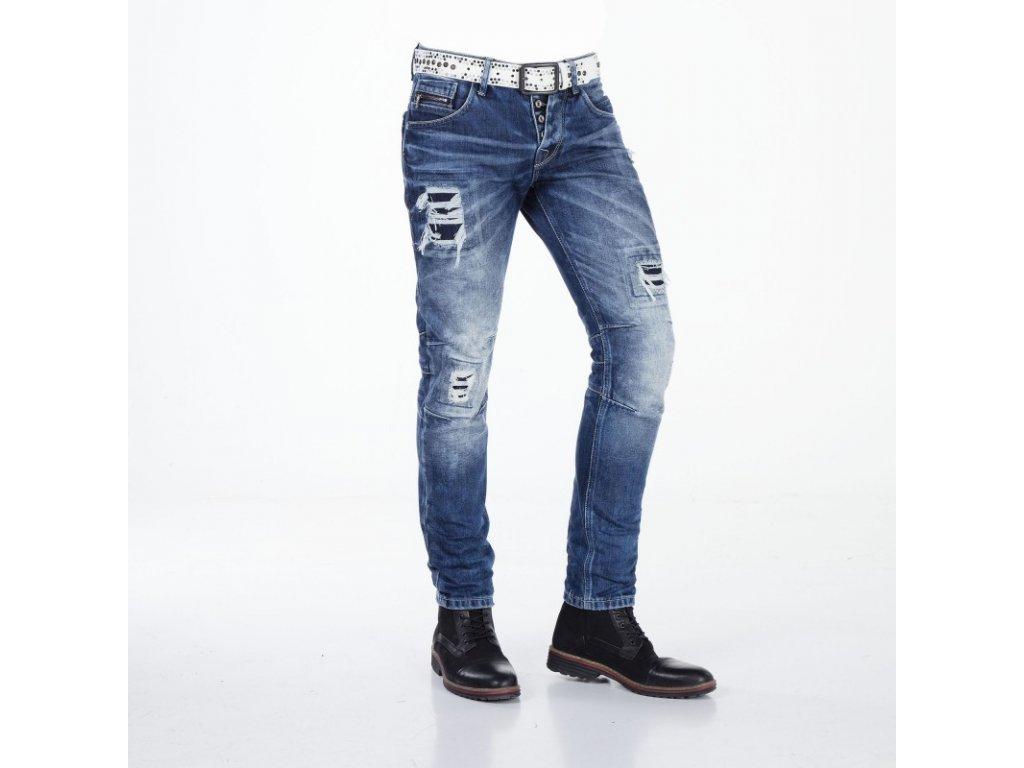 Pánské jeans CIPO & BAXX CD 354