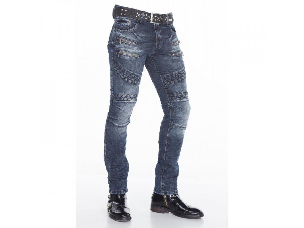 Pánské jeans CIPO & BAXX CD 382