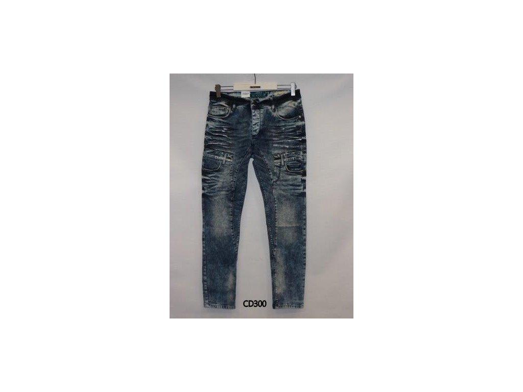 Pánské jeans CIPO & BAXX CD 300
