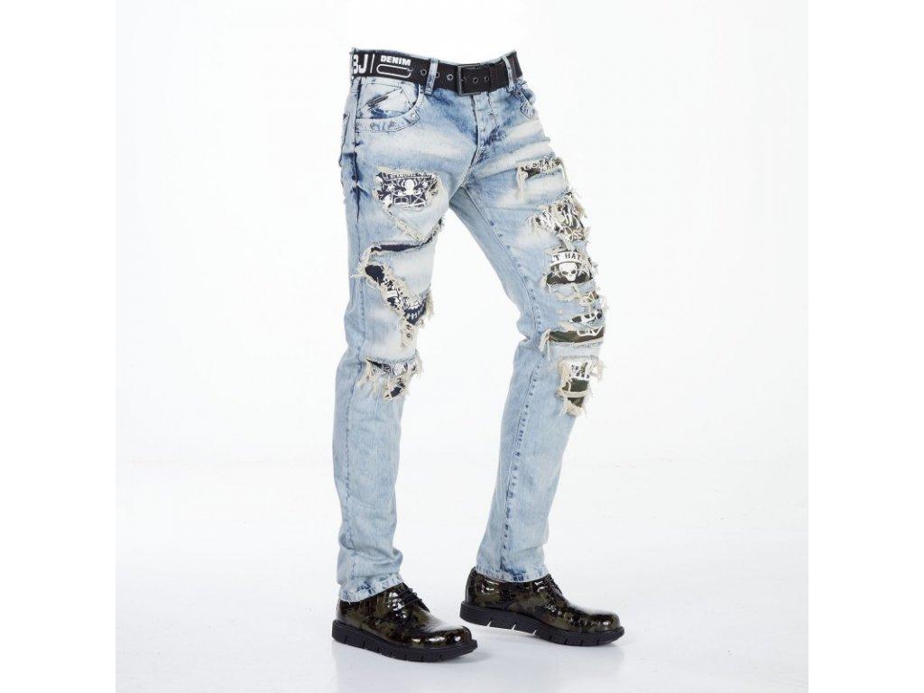 Pánské jeans CIPO & BAXX CD 337
