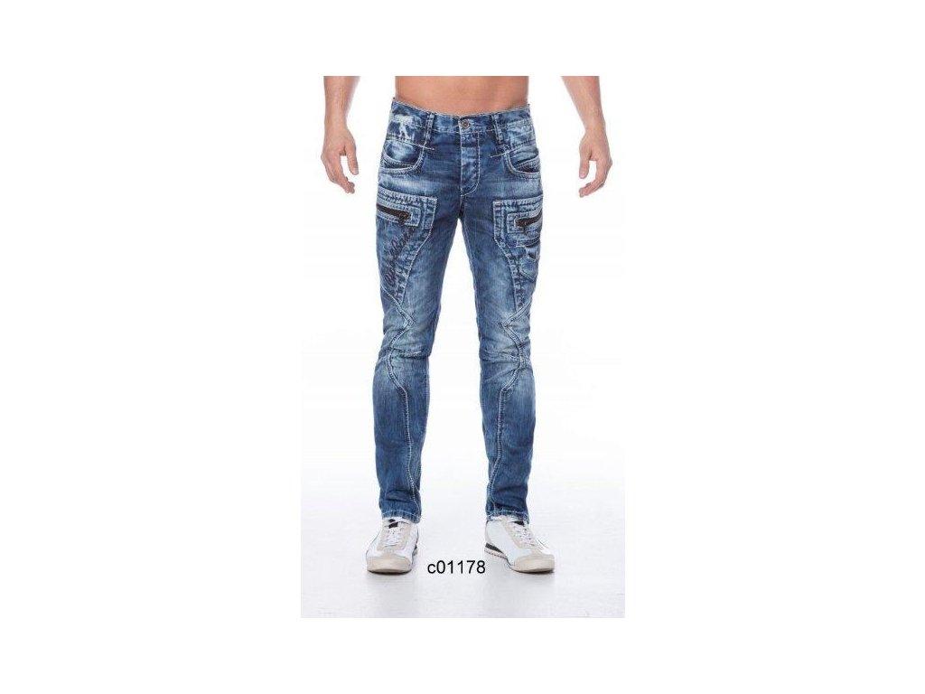 Pánské jeans CIPO & BAXX C-1178