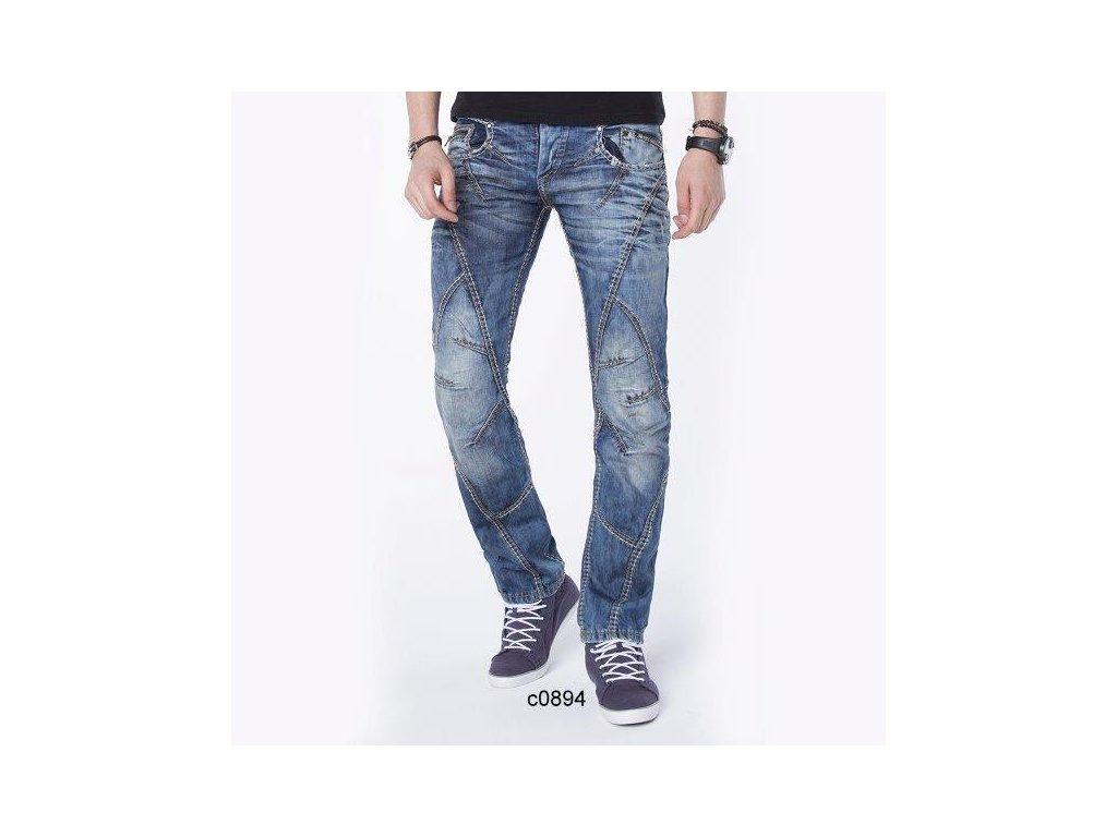 Pánské jeans CIPO & BAXX C-0894