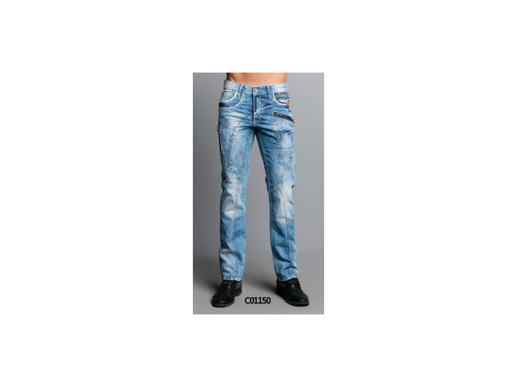 Pánské jeans CIPO & BAXX C-1150