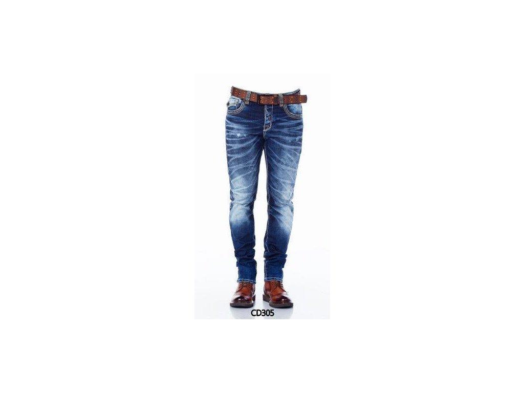 Pánské jeans CIPO & BAXX CD 305