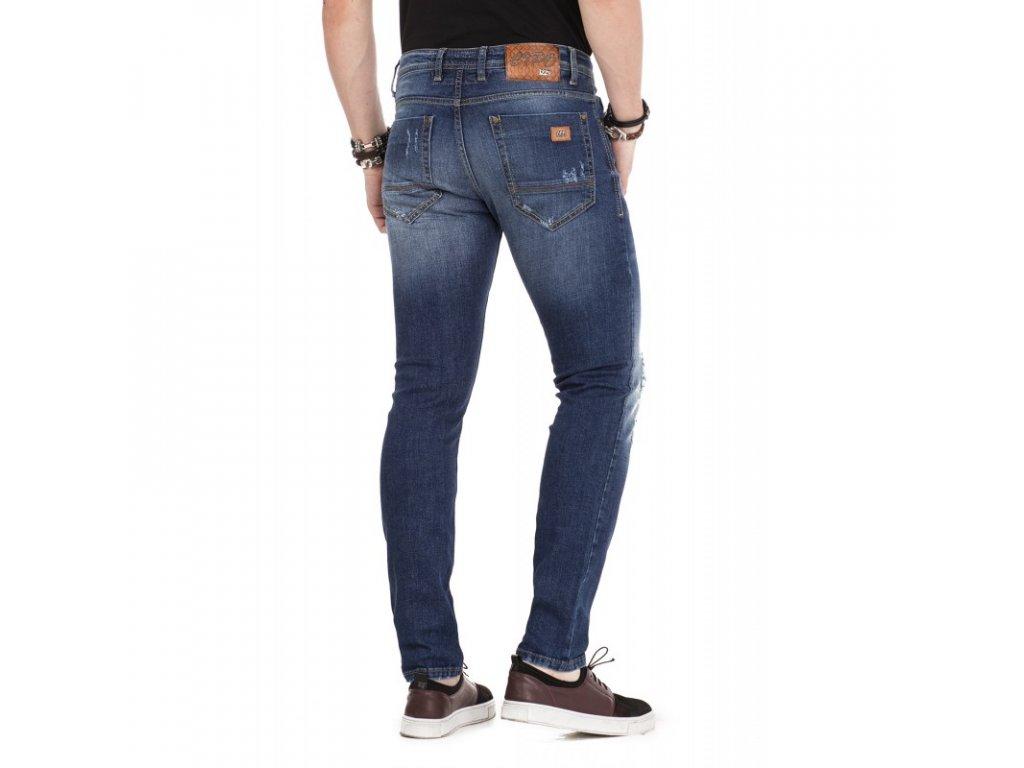 Pánské jeans CIPO & BAXX CD 459