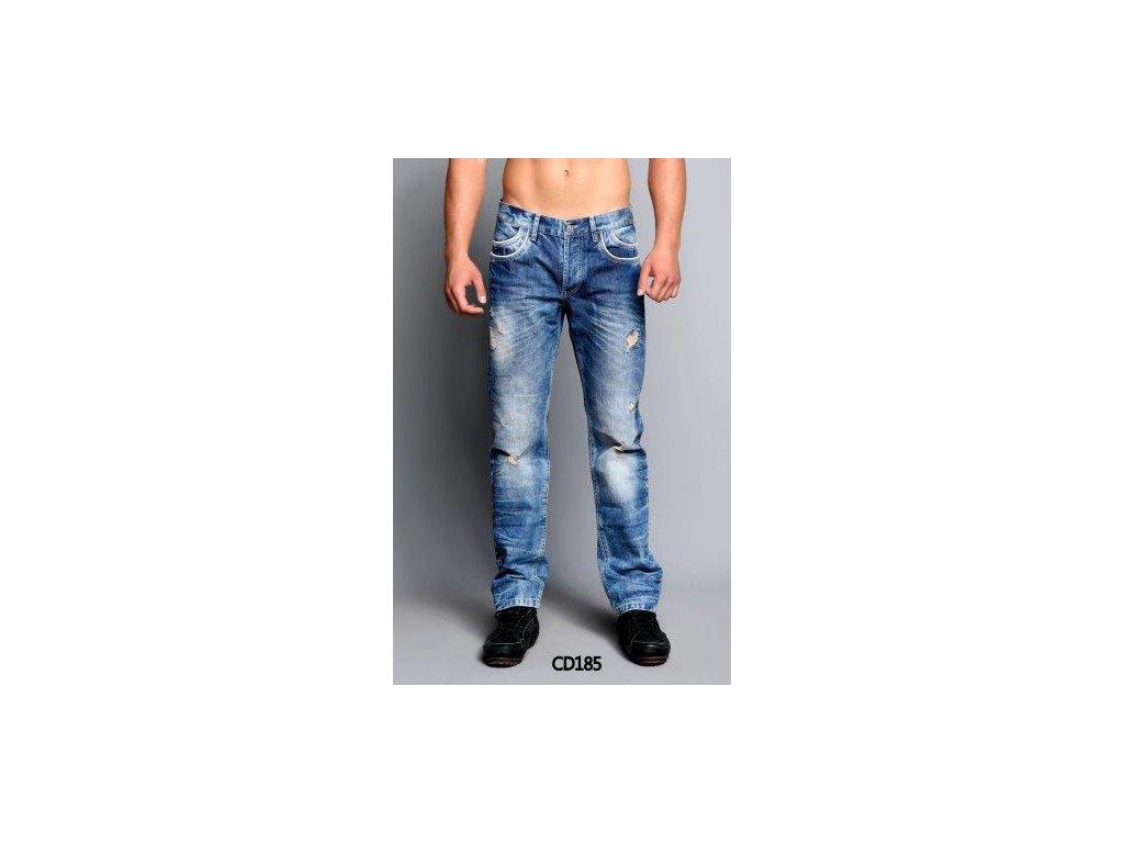 Pánské jeans CIPO & BAXX CD 185
