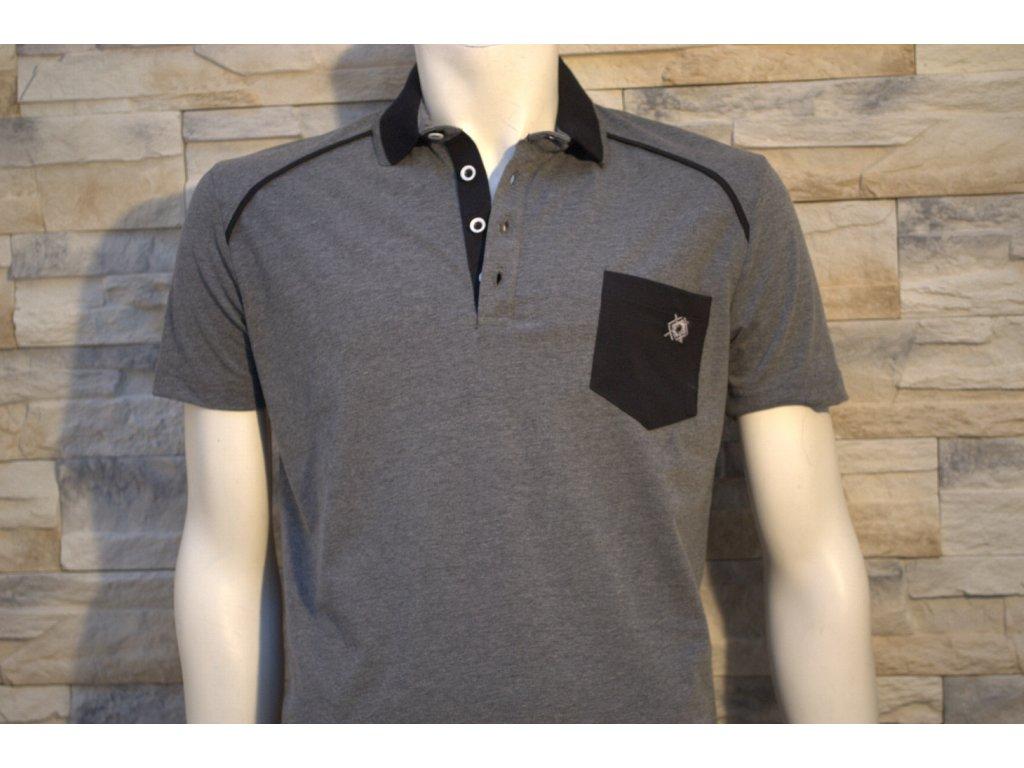 Pánské polo tričko CIPO & BAXX CT 192