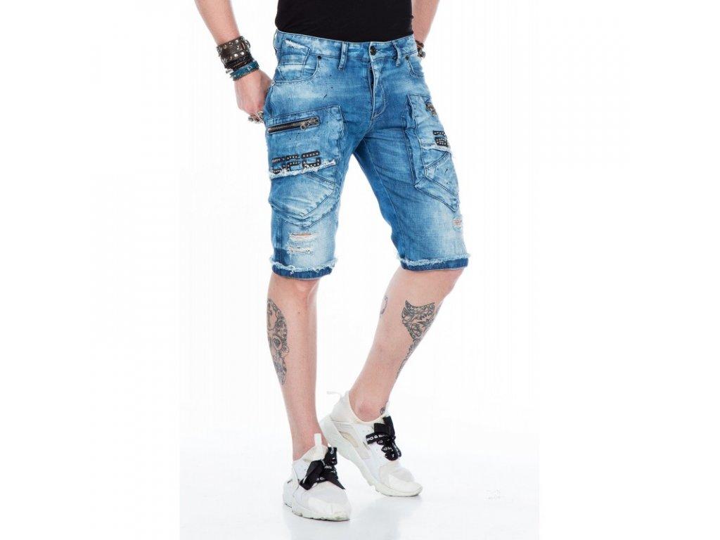 Pánské capri kalhoty CIPO & BAXX CK 169