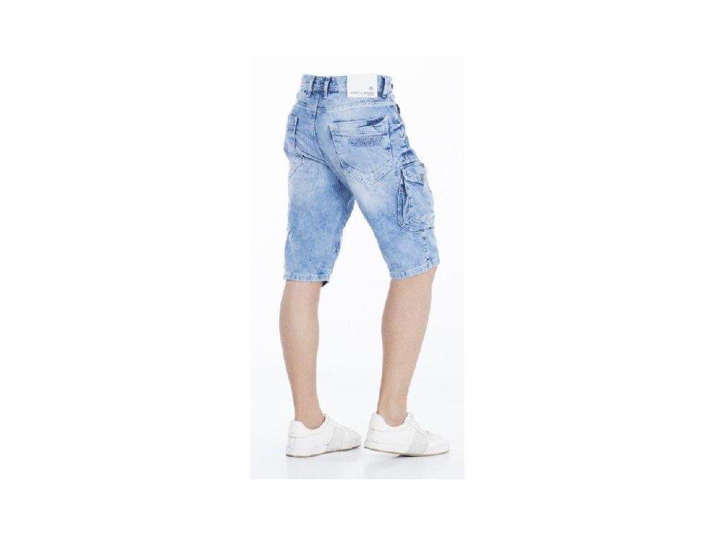 Pánské capri kalhoty CIPO & BAXX CK 158