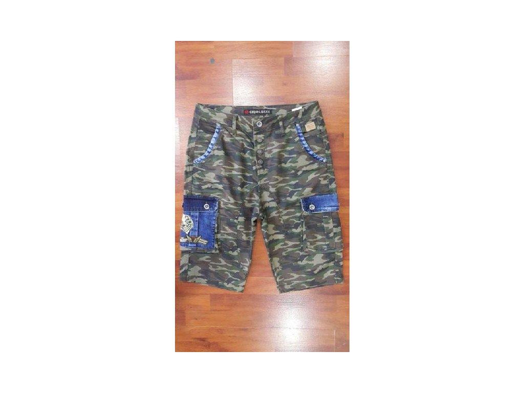 Pánské capri kalhoty CIPO & BAXX CK 153