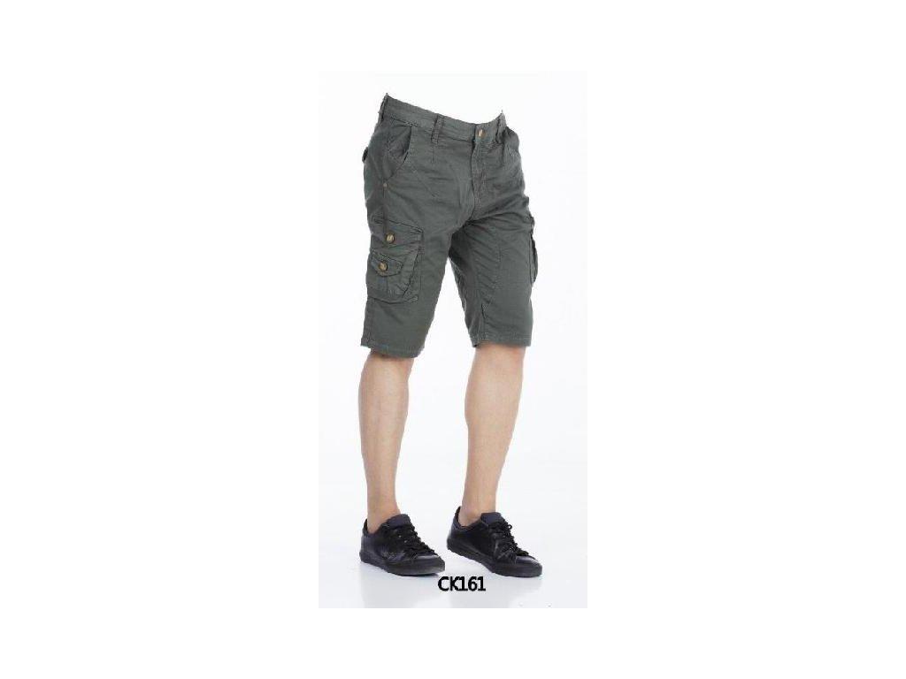 Pánské capri kalhoty CIPO & BAXX CK 161