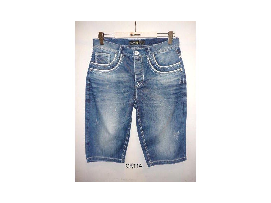 Pánské capri kalhoty CIPO & BAXX CK 114