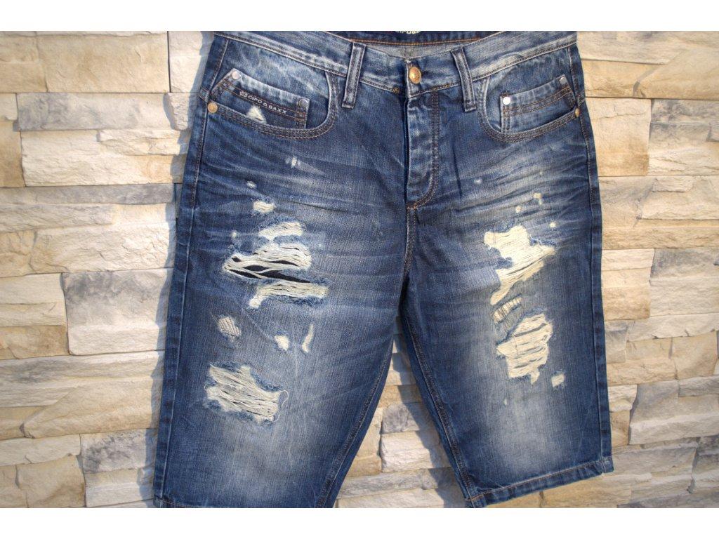Pánské capri kalhoty CIPO & BAXX CK 112