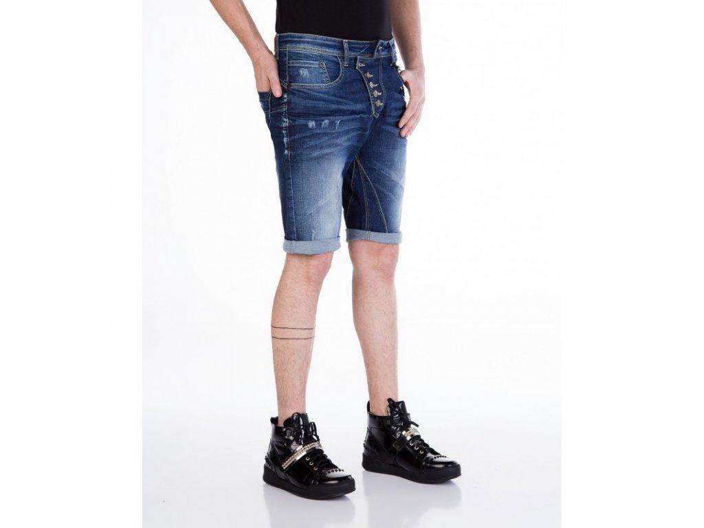 Pánské capri kalhoty CIPO & BAXX CK 120