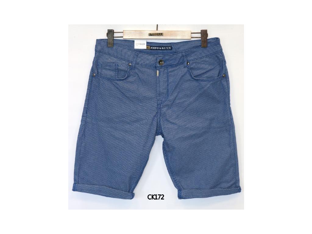 Pánské capri kalhoty CIPO & BAXX CK 172