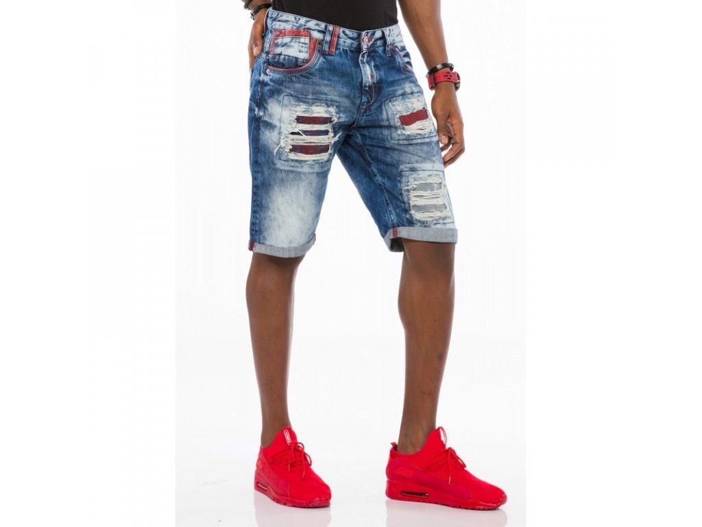 Pánské capri kalhoty CIPO & BAXX CK 186