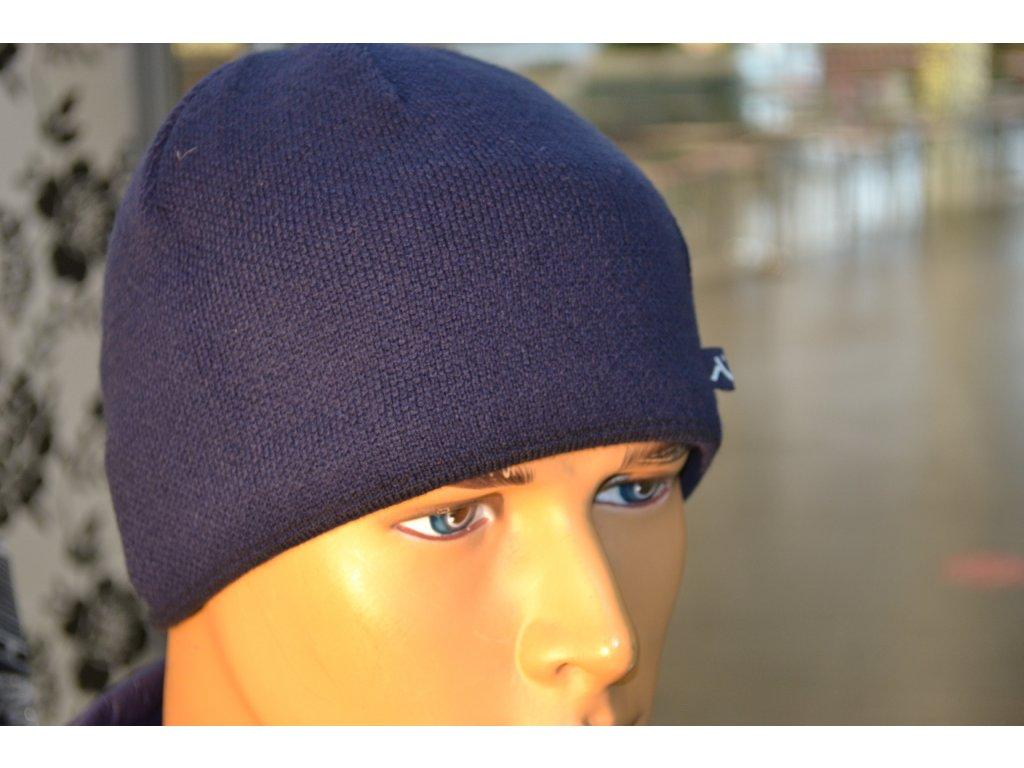 Pánská čepice Akaz 10 modrá