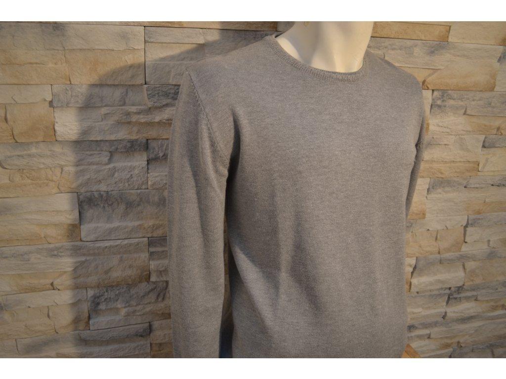 Pánský svetr SEMCO 18003 Grey