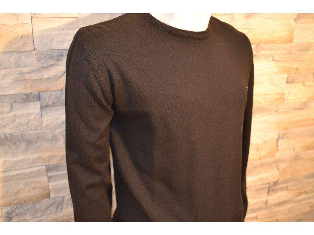 Pánský svetr SEMCO 18003 Black