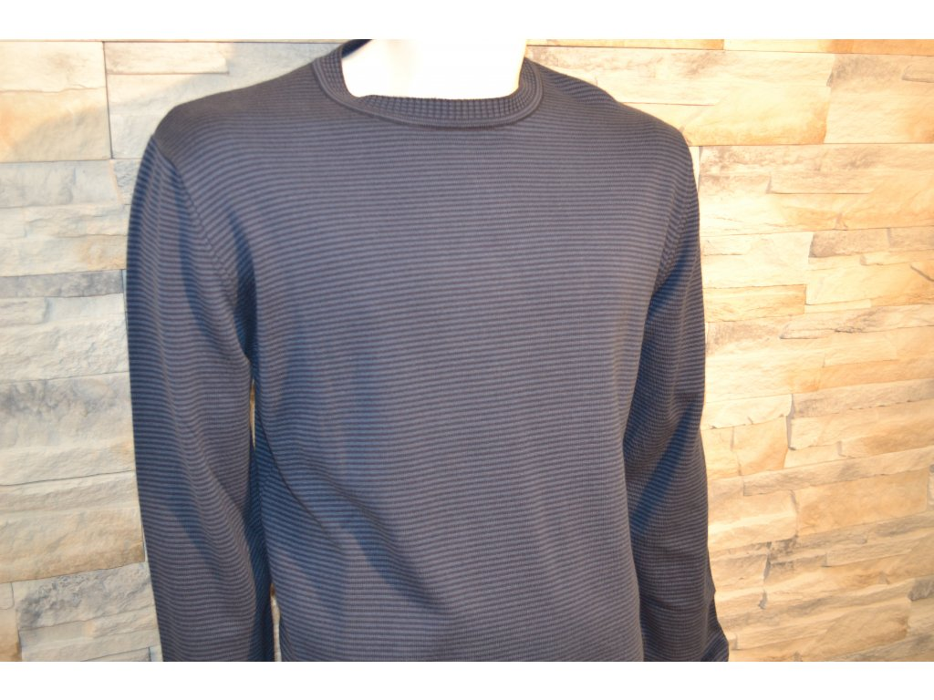Pánský svetr SEMCO 18016 Blue