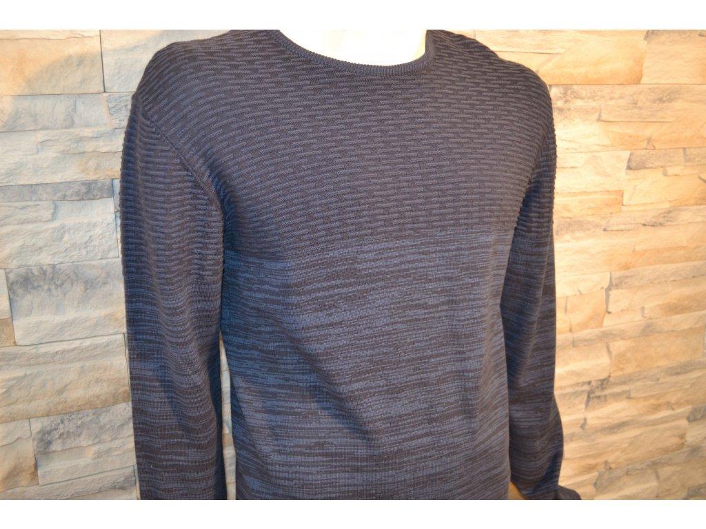 Pánský svetr SEMCO 18018 Blue