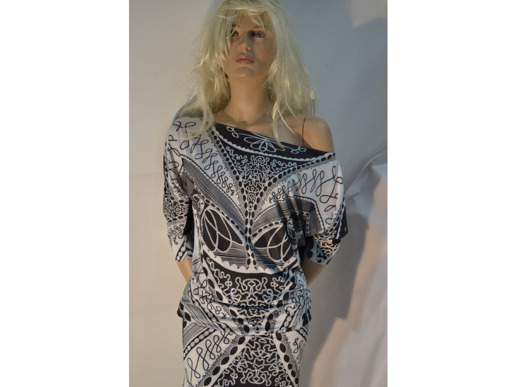 Dámské šaty Albicocche A50991
