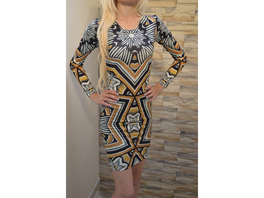 Dámské šaty Albicocche A50366