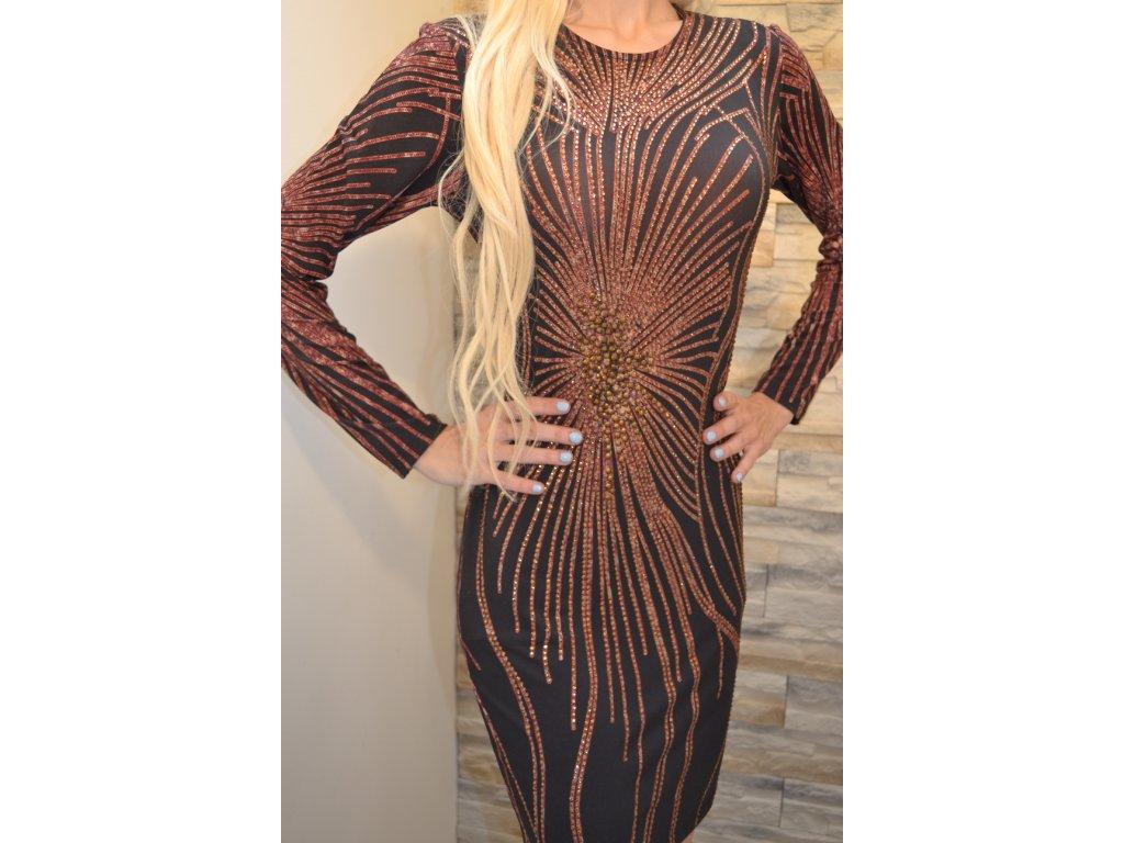 Dámské šaty Albicocche A50934