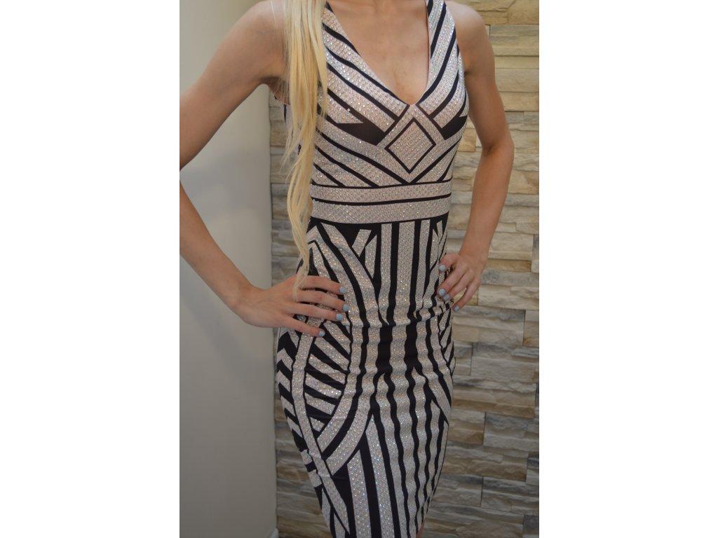 Dámské šaty Albicocche A50871 / růžové