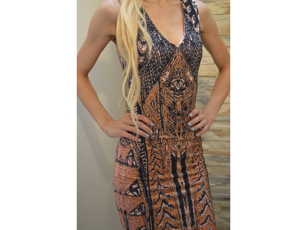 Dámské šaty Albicocche A50869