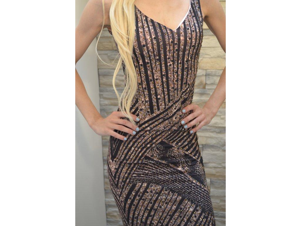 Dámské šaty Albicocche A50873