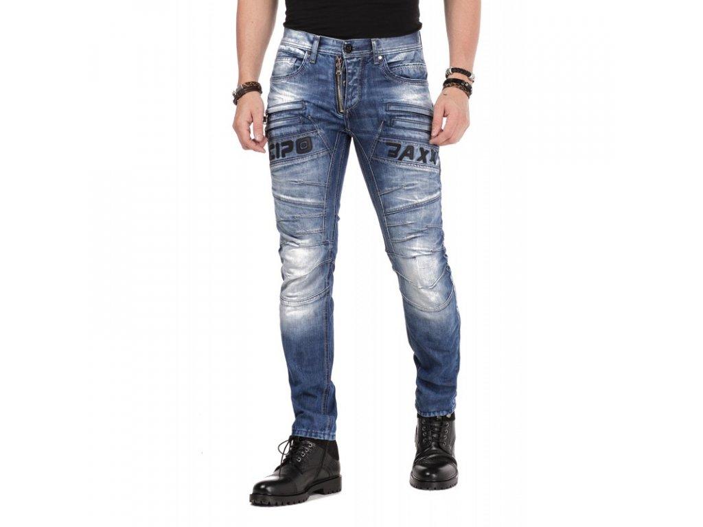Pánské jeans CIPO & BAXX CD 491