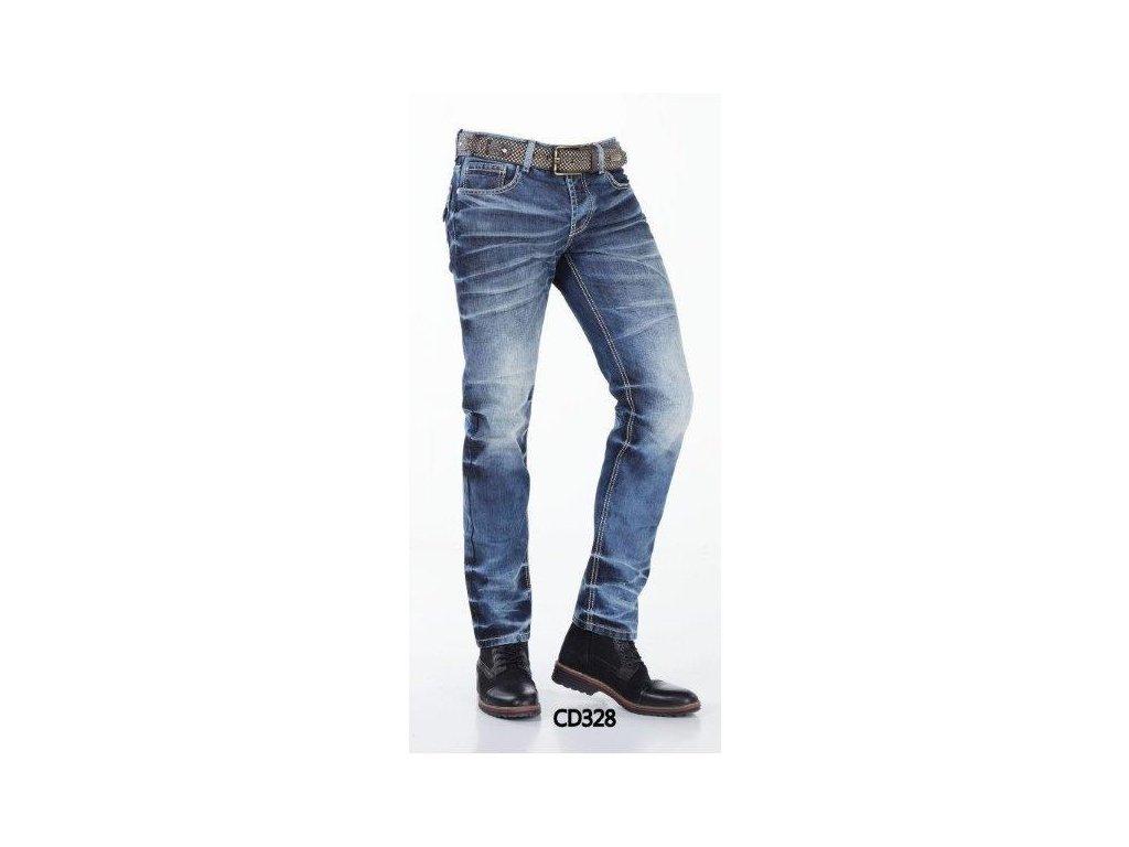 Pánské jeans CIPO & BAXX CD 328