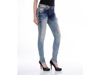 Dámské jeans CIPO & BAXX WD 206