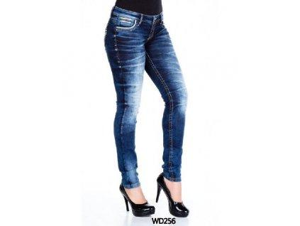 Dámské jeans CIPO & BAXX WD 256