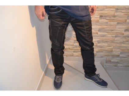 Pánské jeans CIPO & BAXX CD 192 Black