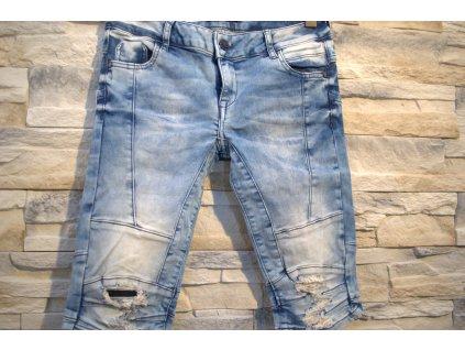 Dámské capri kalhoty CIPO & BAXX WK 136