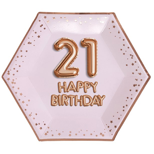 21. narodeniny