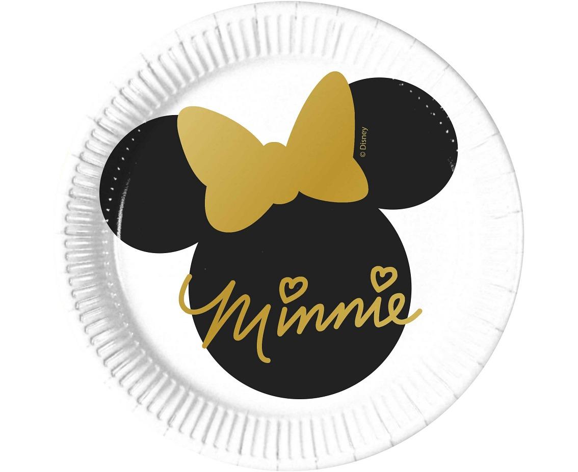 Minnie party zlatá
