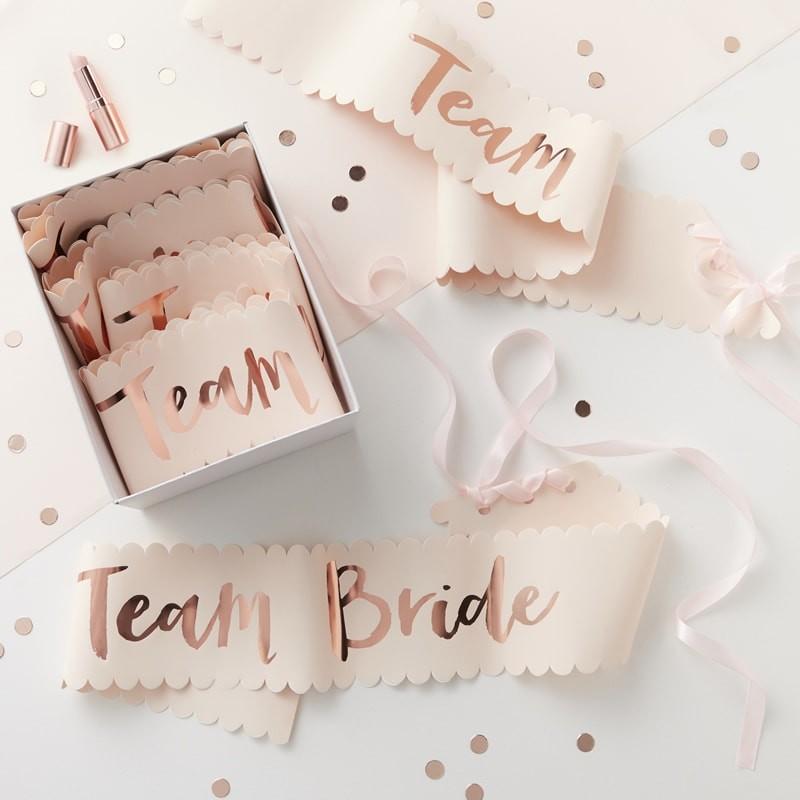 Team Bride Kolekcia