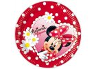 Minnie Mouse Red Caffe