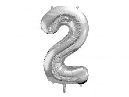 pol pl Balon foliowy cyfra 2 86 cm 1 szt 38222 1